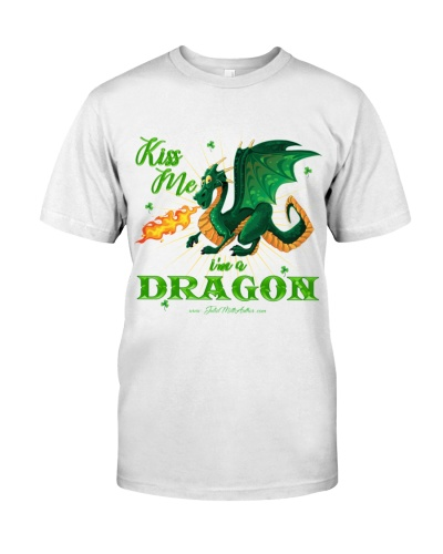 Kiss Me I'm a Dragon