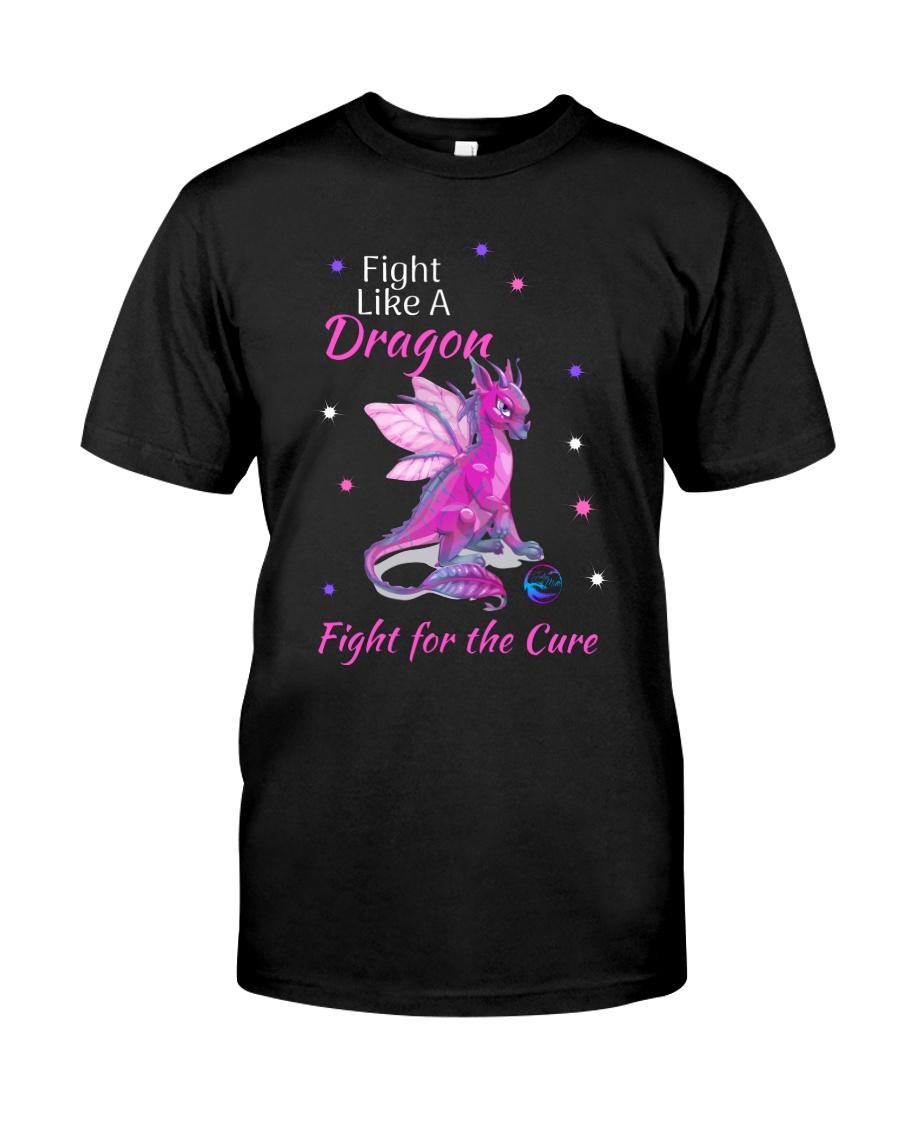 Fight Like A Dragon Classic T-Shirt