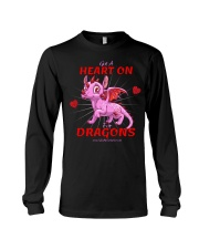 Heart On for Dragons Long Sleeve Tee thumbnail