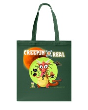 CREEPIN' IT REAL Tote Bag thumbnail