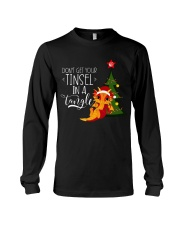Don't Get Your Tinsel in a Tangle Long Sleeve Tee thumbnail