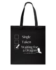 Waiting For A Dragon Tote Bag thumbnail