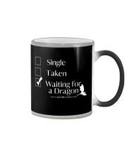Waiting For A Dragon Color Changing Mug thumbnail