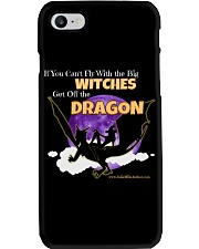 Get off the Dragon Phone Case thumbnail