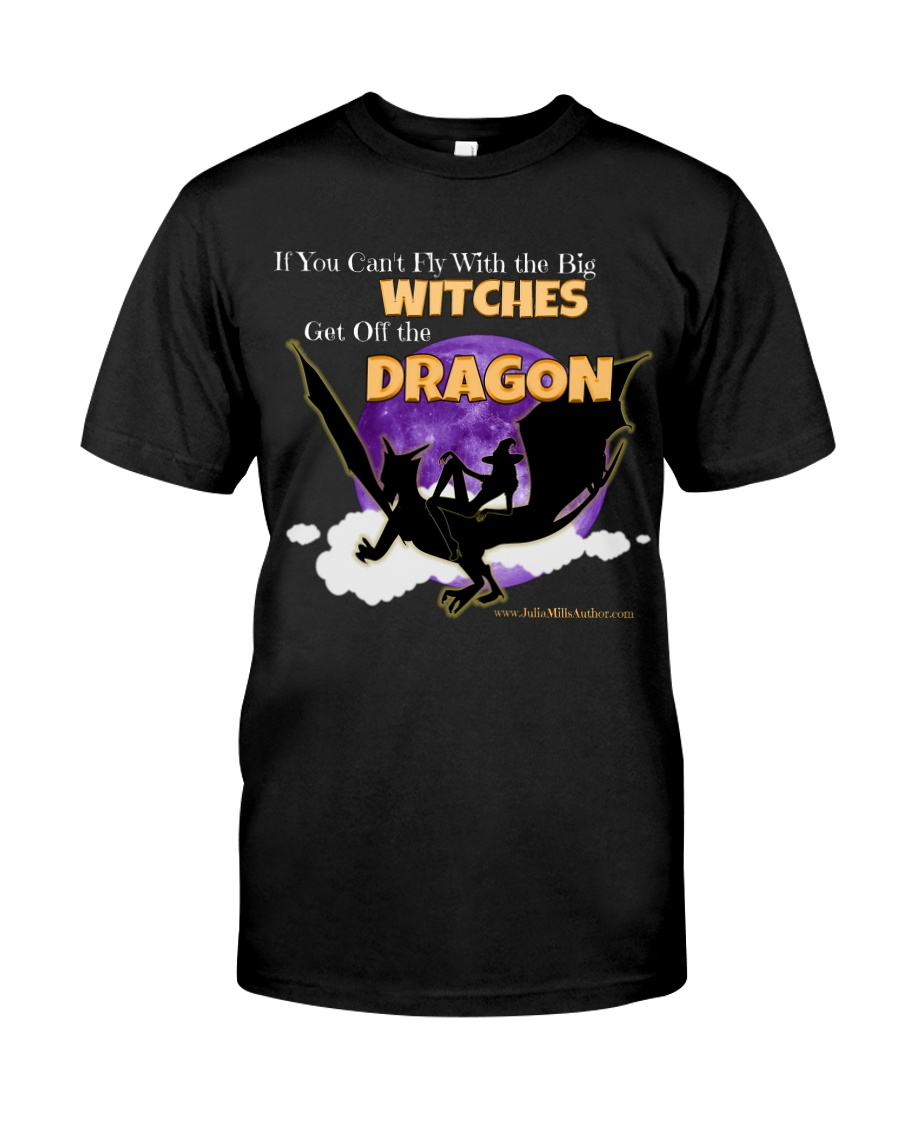 Get off the Dragon Classic T-Shirt