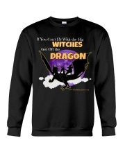 Get off the Dragon Crewneck Sweatshirt thumbnail