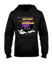 Get off the Dragon Hooded Sweatshirt thumbnail