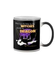Get off the Dragon Color Changing Mug thumbnail