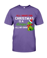 A Dragon for Christmas Premium Fit Mens Tee thumbnail