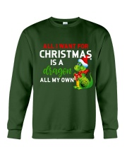 A Dragon for Christmas Crewneck Sweatshirt thumbnail