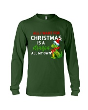 A Dragon for Christmas Long Sleeve Tee thumbnail