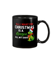 A Dragon for Christmas Mug thumbnail