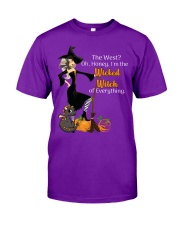 Wicked Witch of Everything Classic T-Shirt front