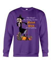 Wicked Witch of Everything Crewneck Sweatshirt thumbnail