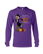 Wicked Witch of Everything Long Sleeve Tee thumbnail