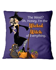 Wicked Witch of Everything Square Pillowcase thumbnail