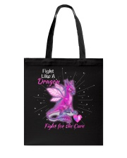 FIGHT LIKE A DRAGON Tote Bag tile