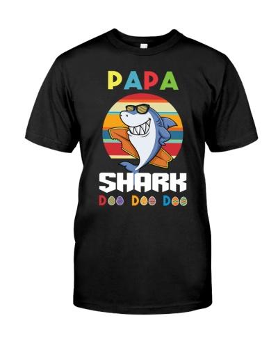 Papa Sharks Doo Doo Doo