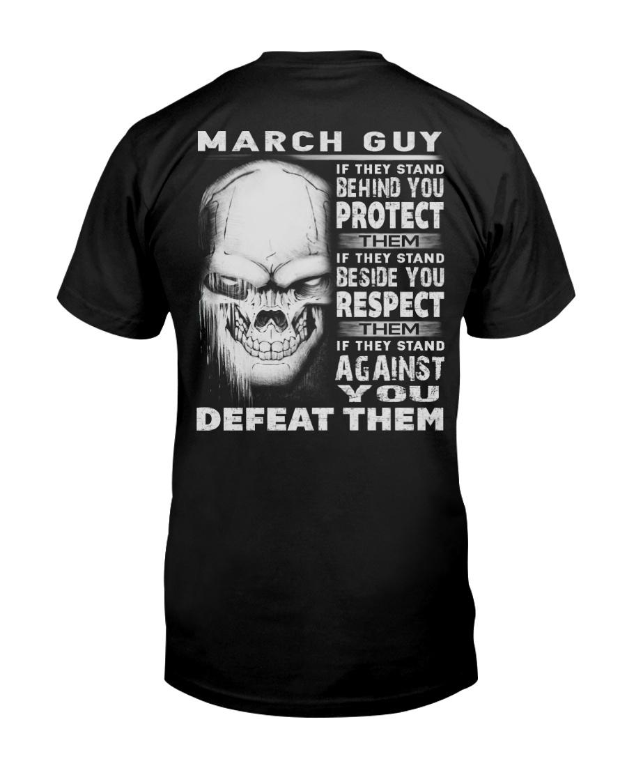 March Guy Classic T-Shirt
