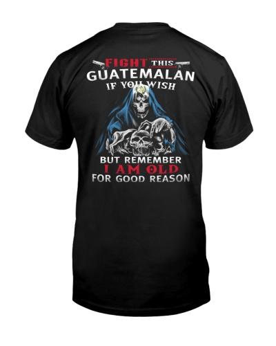 FIGHT THIS GUATEMALAN