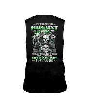 August Guy My Scars Tell A Story Sleeveless Tee thumbnail