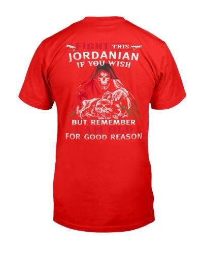 FIGHT THIS JORDANIAN