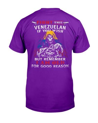 FIGHT THIS VENEZUELAN