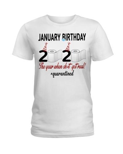 January Birthday