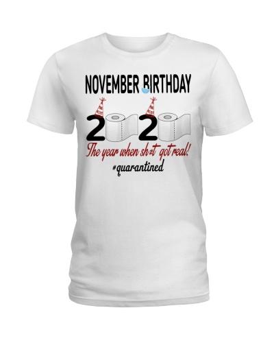 November Birthday