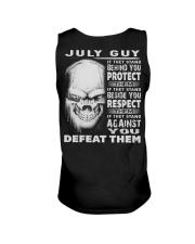 July Guy Unisex Tank thumbnail