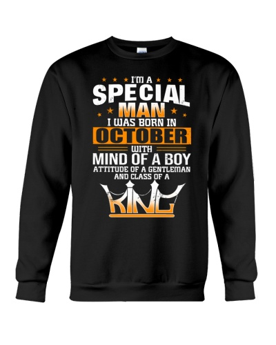 October Guy With Mind Of A Boy