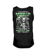 March Guy My Scars Tell A Story Unisex Tank thumbnail
