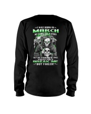 March Guy My Scars Tell A Story Long Sleeve Tee thumbnail
