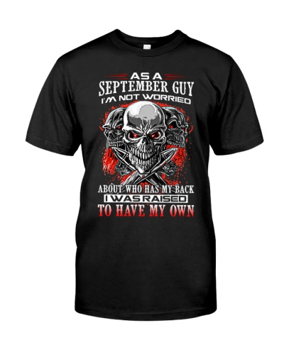 September Guy Isn't Worried About Who Has