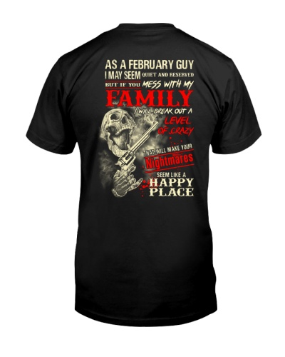 As A February Guy May Seem Quiet And Reserved