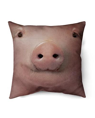 Cute Pig Big Face