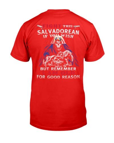 FIGHT THIS SALVADOREAN