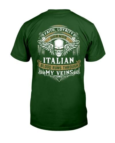 I'M AN ITALIAN