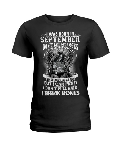Don't Let September Girl's Looks Fool You
