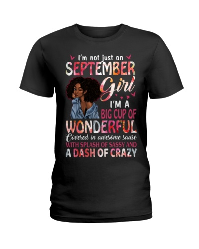 September Girl Is A Big Cup Of Wonderful