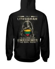 I'm A Lithuanian Hooded Sweatshirt thumbnail