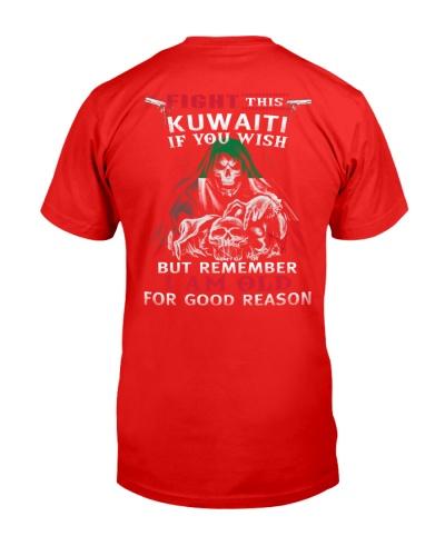 FIGHT THIS KUWAITI