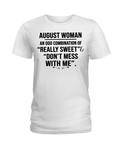 August Woman Really Sweet