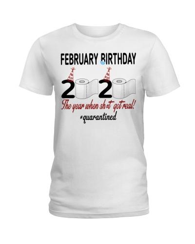 February Birthday
