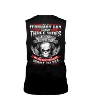 February Guy with Three Sides Sleeveless Tee thumbnail