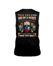 This chilean Holds A Beast  Sleeveless Tee thumbnail