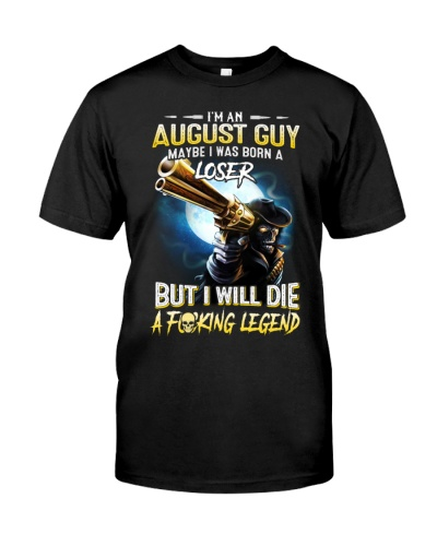 August Guy Maybe I Was Born A Loser