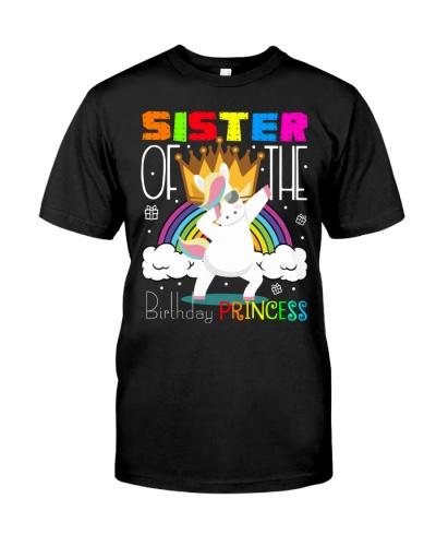 Sister Of Birthday Princess