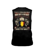 This Romanian Holds A Beast  Sleeveless Tee thumbnail