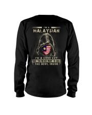 I'm A Malaysian Long Sleeve Tee thumbnail